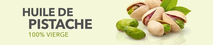 huile de pistache vierge bio